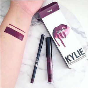 Kylie Cosmetics Kourt K Lip Set